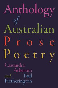 anthol aus prose poetry